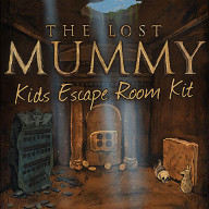 DIY Escape Room Party Game - Lost Mummy