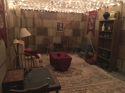 harry potter escape room diy escape room