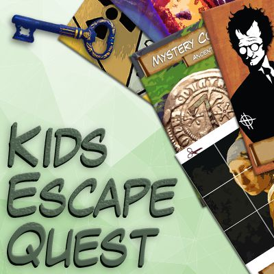 DIY Escape Room Party Game - Escape Quest