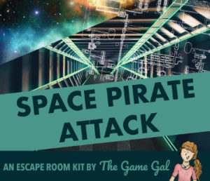 image relating to Free Printable Escape Room Kit Pdf called Printable Escape Rooms - Do-it-yourself Escape Area